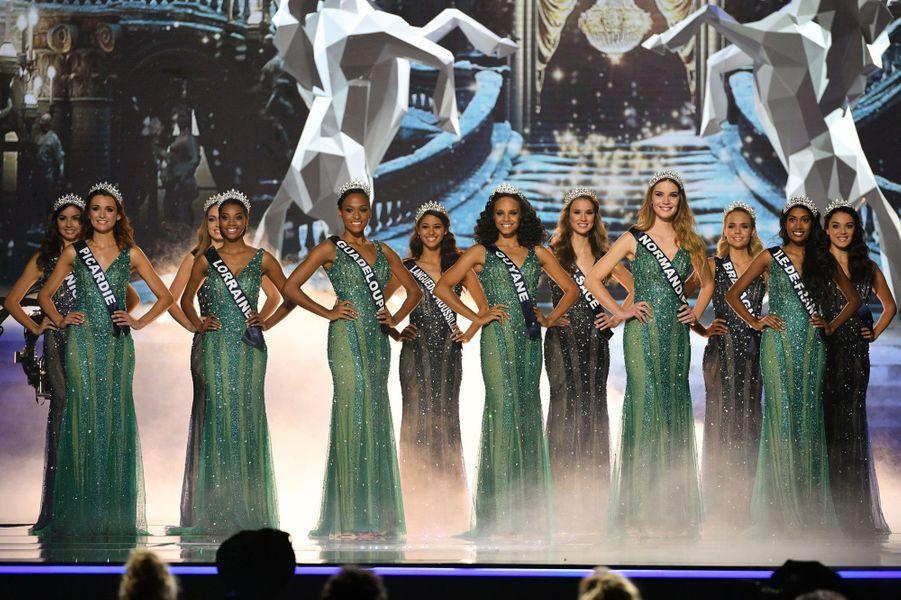 Alicia Aylies, Miss France 2017 est Miss Guyane 2016