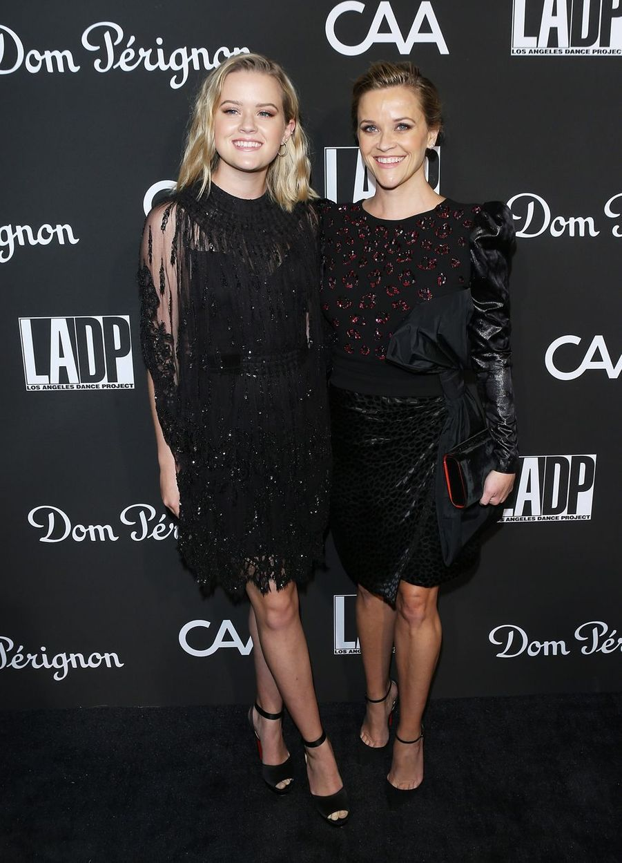 Reese Witherspoon et sa fille Ava Philippe