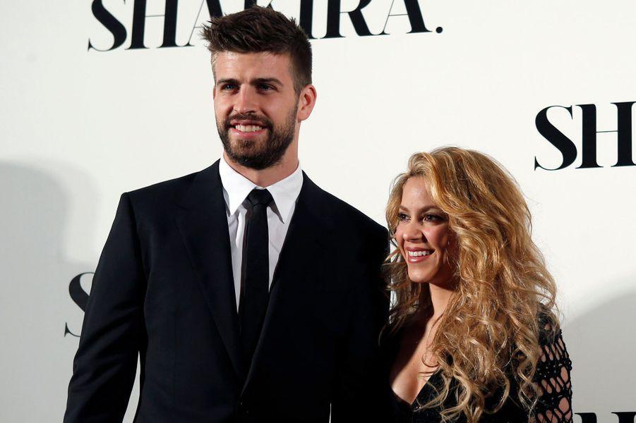 Gérard Piqué et Shakira sont ensemble depuis 2011. Ils ont deux enfants.