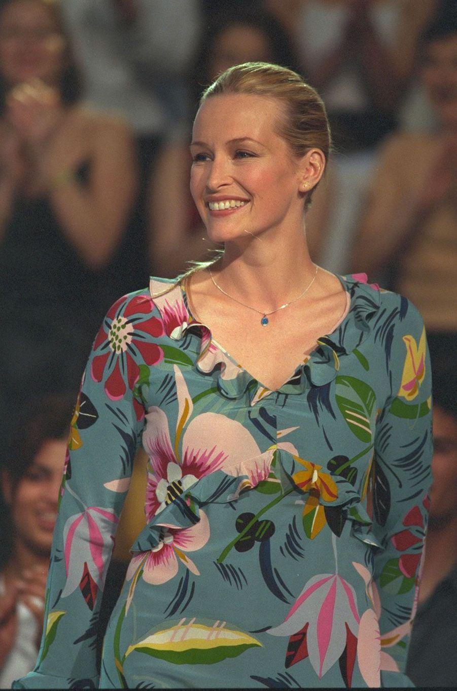Estelle Lefébure en 1999