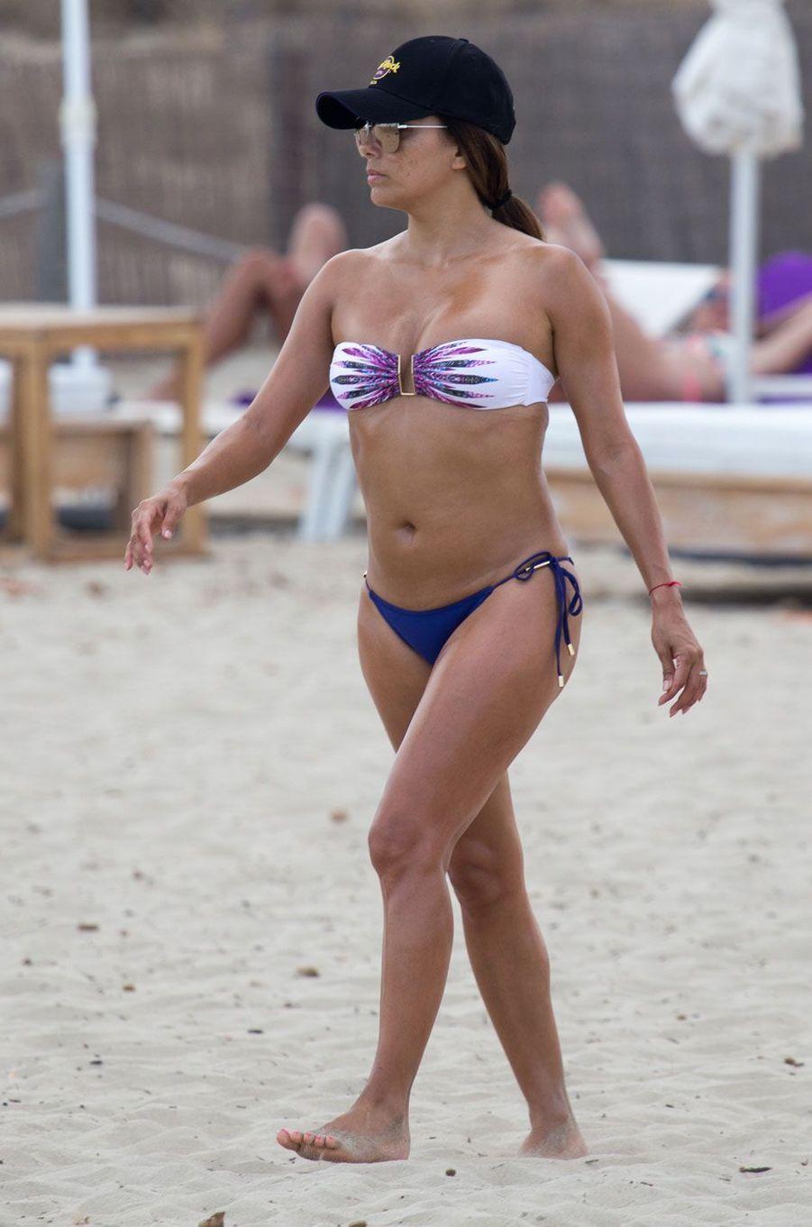 Eva Longoria à Formentera
