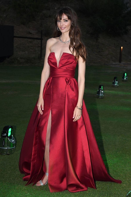 Annabelle Belmondoen Sardaigne, le 13 juin 2019