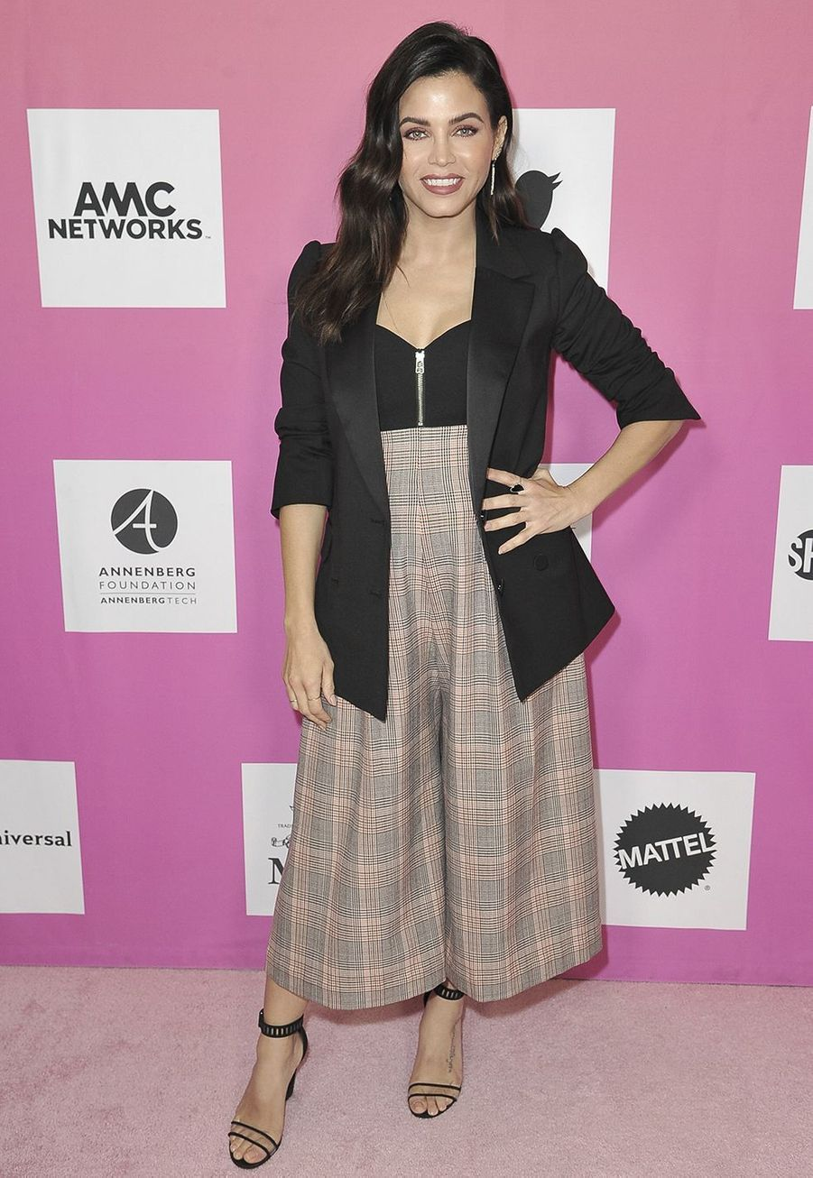 Jenna Dewan au sommet «Power Women» organisé par The Wrap à Santa Monica le 25 octobre 2019