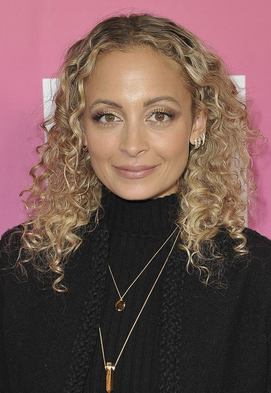 Nicole Richie au sommet «Power Women» organisé par The Wrap à Santa Monica le 25 octobre 2019