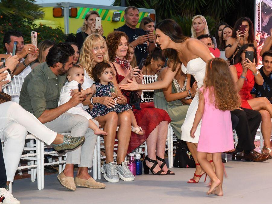Eva Longoria Marbella Fashion Show, le 11 juillet 2019