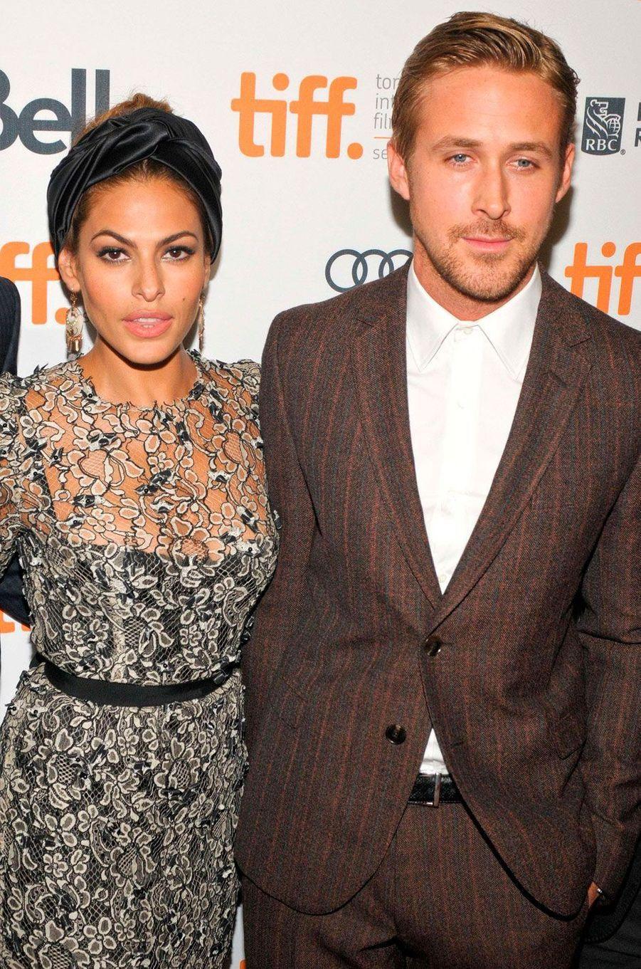 Ryan Gosling et Eva Mendes sont les parents de deux petites filles