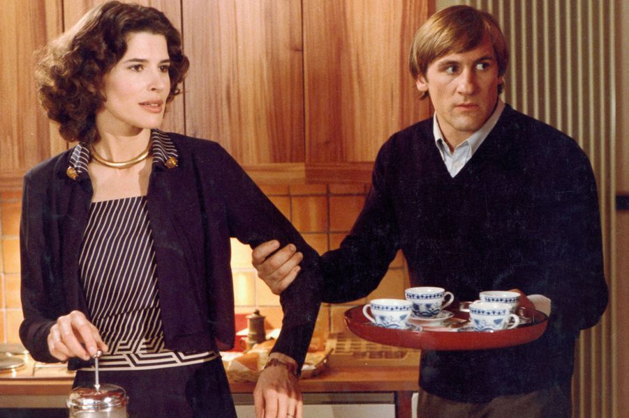 """Fanny Ardant et Gérard Depardieu dans """"La femme d'à côté"""" en 1981."""
