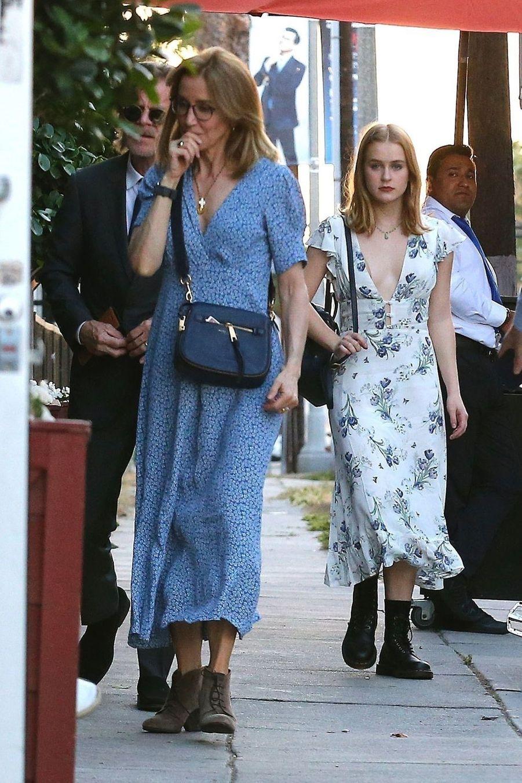 Felicity Huffman à Los Angeles, le 10 juin 2019