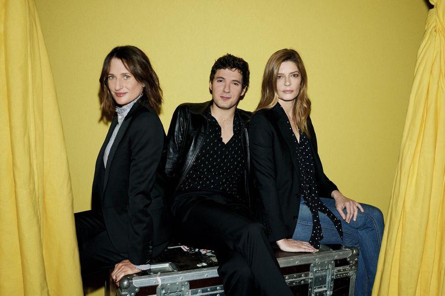 Camille Cottin, Vincent Lacoste et Chiara Mastroianni sont au casting de « Chambre 212 », de Christophe Honoré, dans la catégorie Un certain regard.