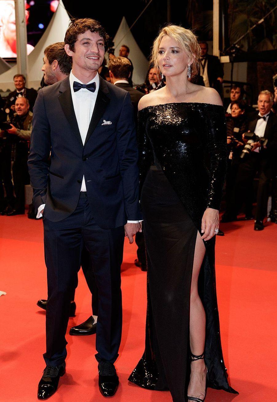 Virginie Efira et Niels Schneider auFestival de Cannes 2019.