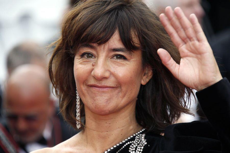 Romane Bohringer lors de la montée des marches du film «The Dead Don't Die» lors du 72e Festival de Cannes le 14 mai 2019