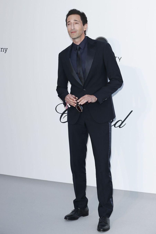 Adrien Brodyau gala de l'amfAR à Antibes en marge du Festival de Cannes le 23 mai 2019