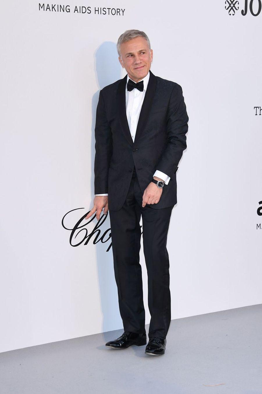 Christoph Waltzau gala de l'amfAR à Antibes en marge du Festival de Cannes le 23 mai 2019