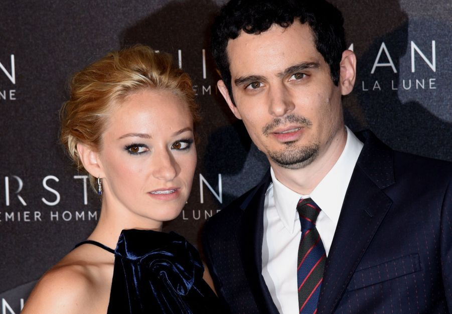 Damien Chazelle et Olivia Hamilton