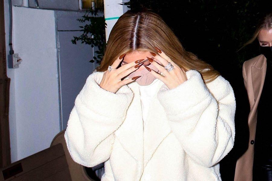 Kylie Jennerà Los Angeles le 19 novembre 2020