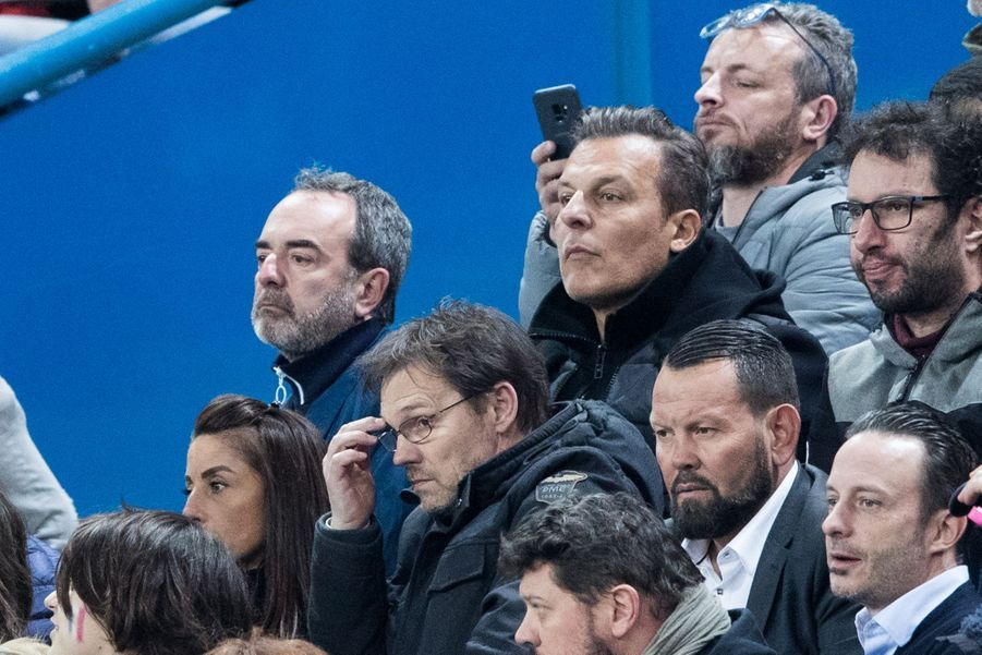 Bruno Solo, Jean-Roch et Emmanuel Levy