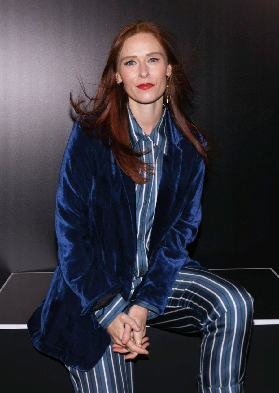 Audrey Fleurot.