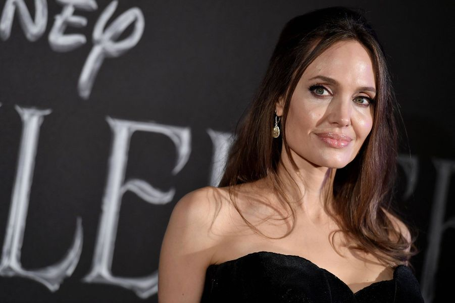 Angelina Jolie à Rome, lundi