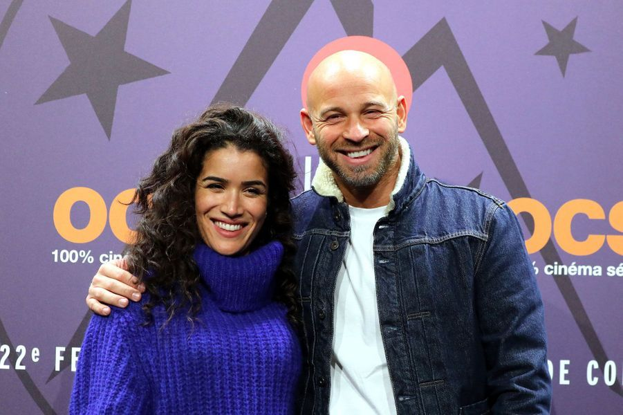 Franck Gastambide et Sabrina Ouazani