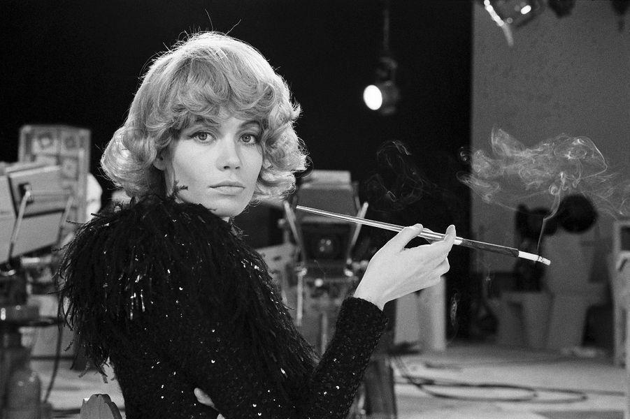 Françoise Hardy en 1969.