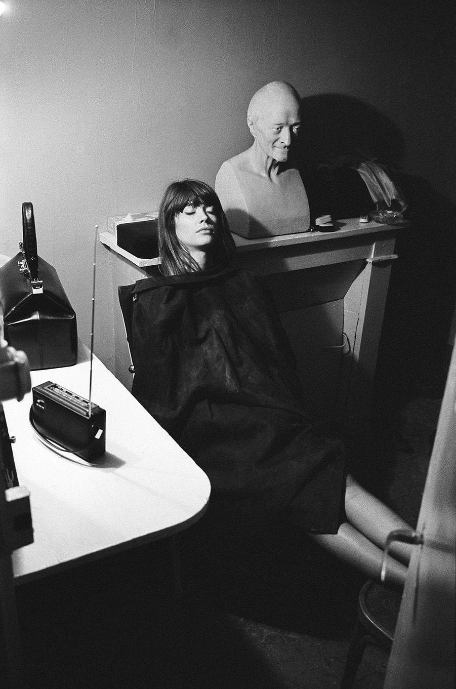 Françoise Hardy, une icône.