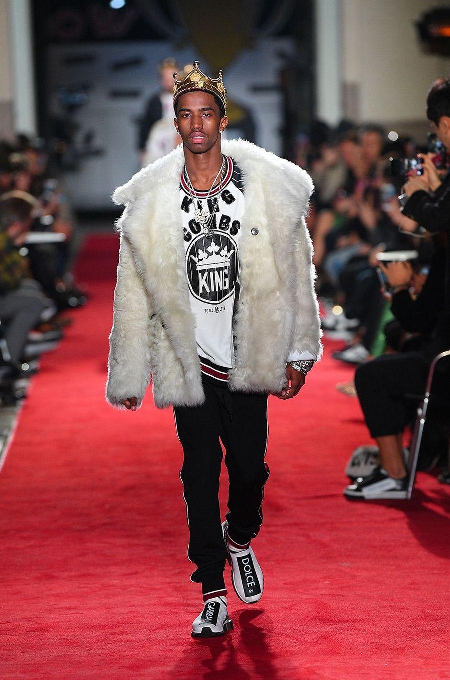 Christian Combs, fils du rappeur Sean Combs