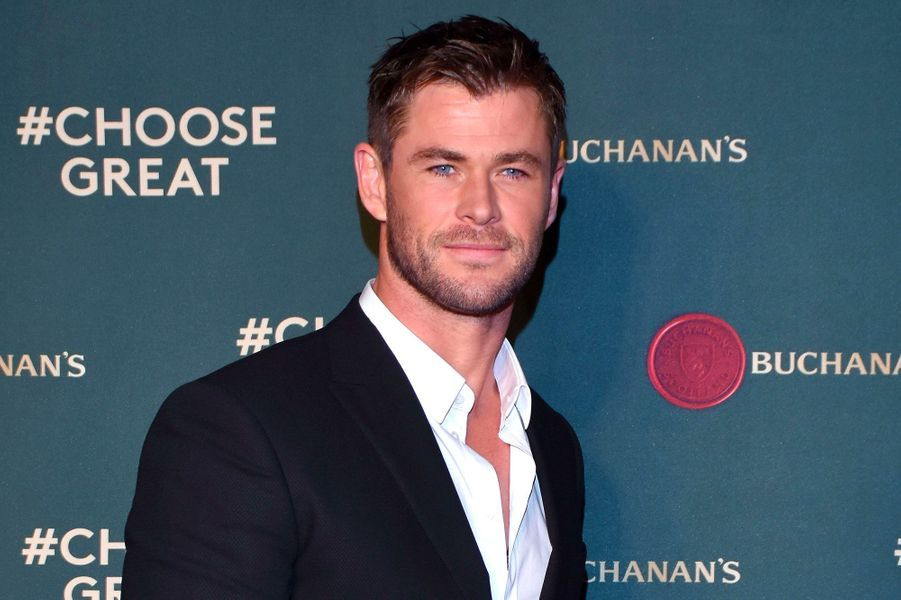 9. Chris Hemsworth – 845 millions de dollars