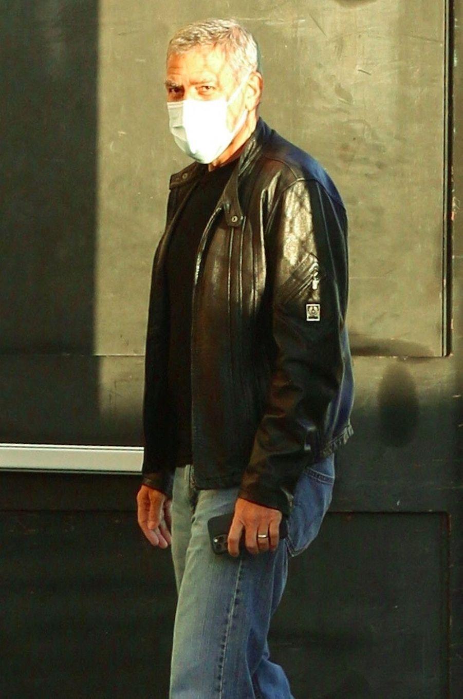 George Clooney à Los Angeles le 2 décembre 2020