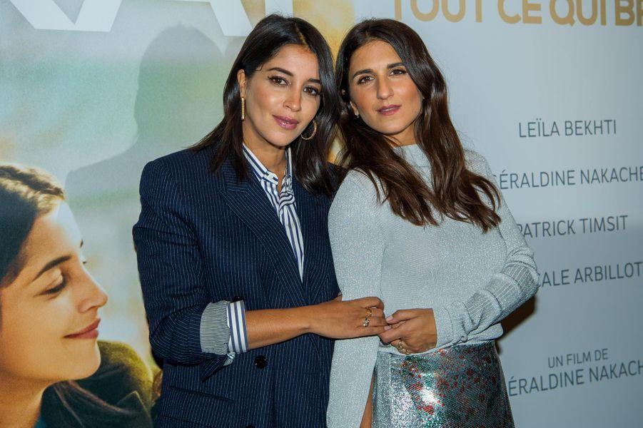 Bekhti-Nakache, le duo inséparable au cinéma —