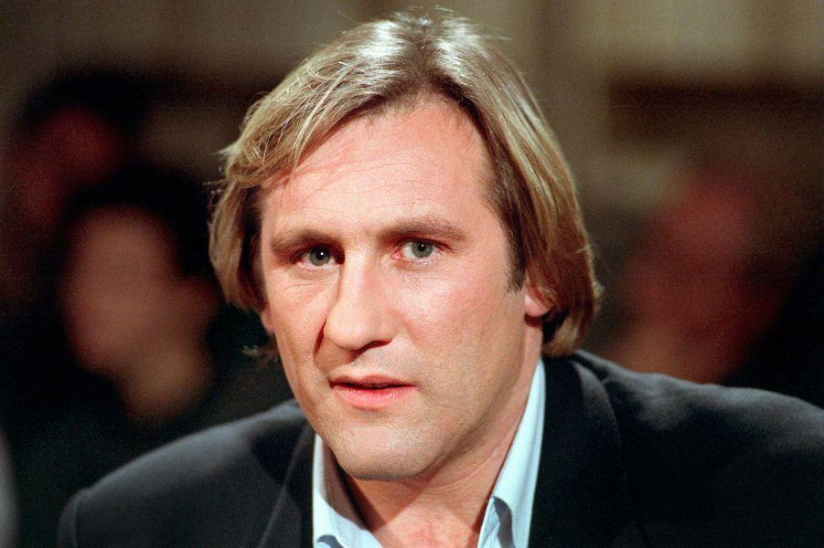 Gérard Depardieu en 1988