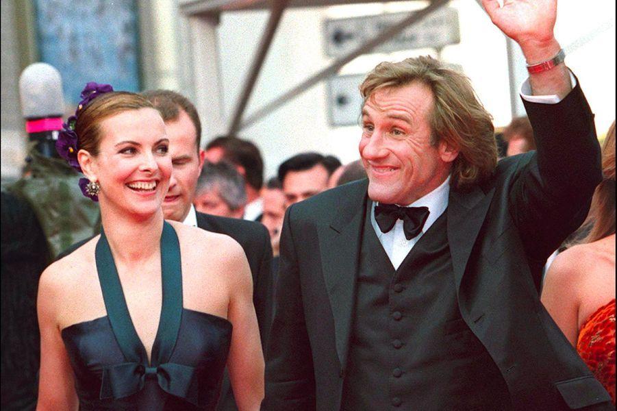 Gérard Depardieu en 1997