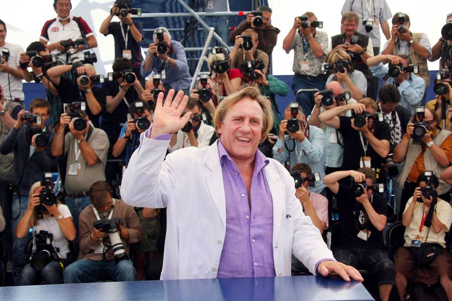 Gérard Depardieu en 2006