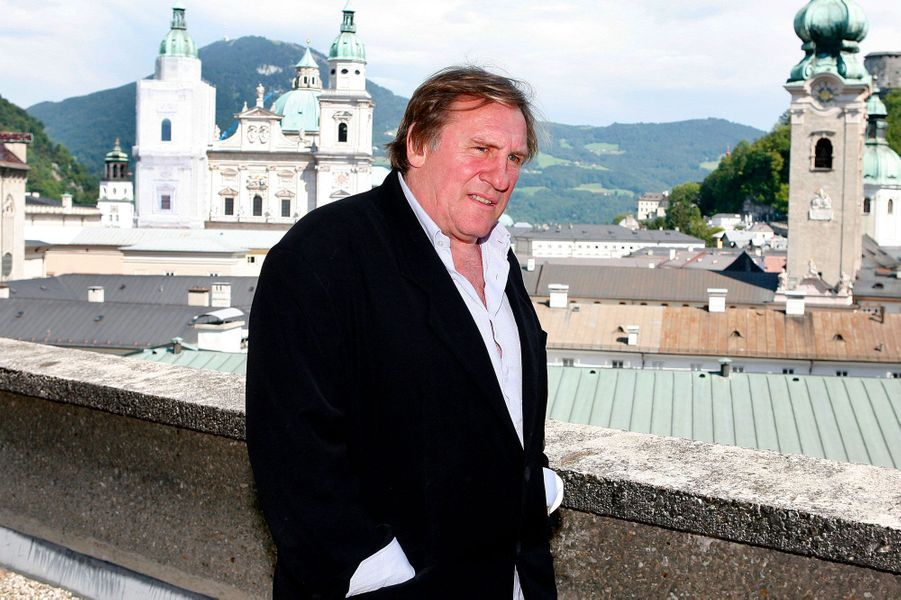 Gérard Depardieu en 2007