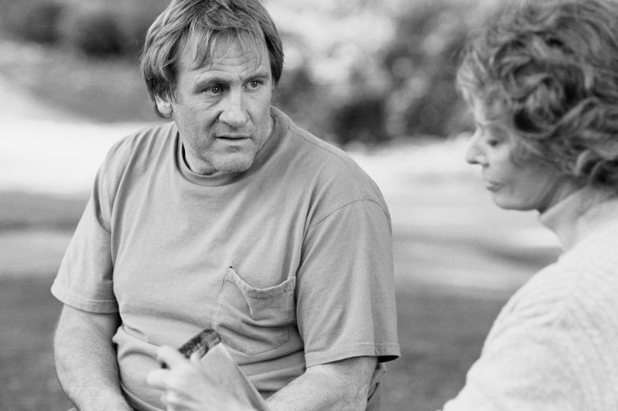 Gérard Depardieu en 2002