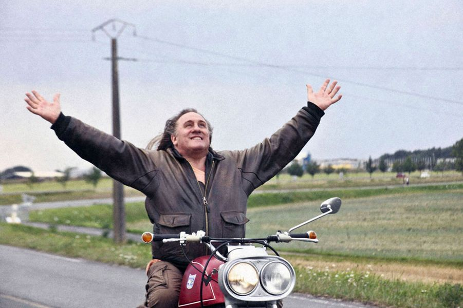 Gérard Depardieu en 2009