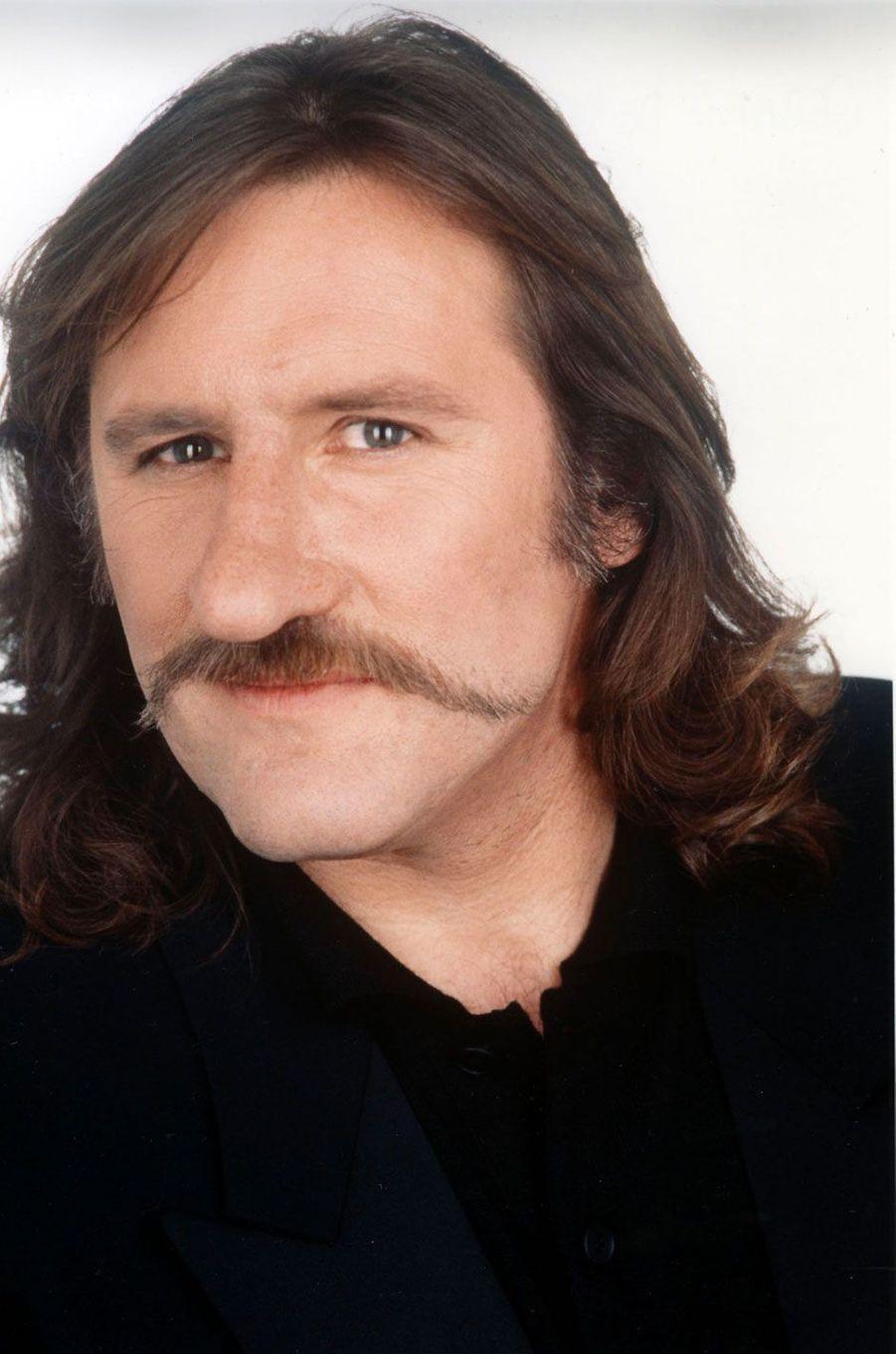 Gérard Depardieu en 1990