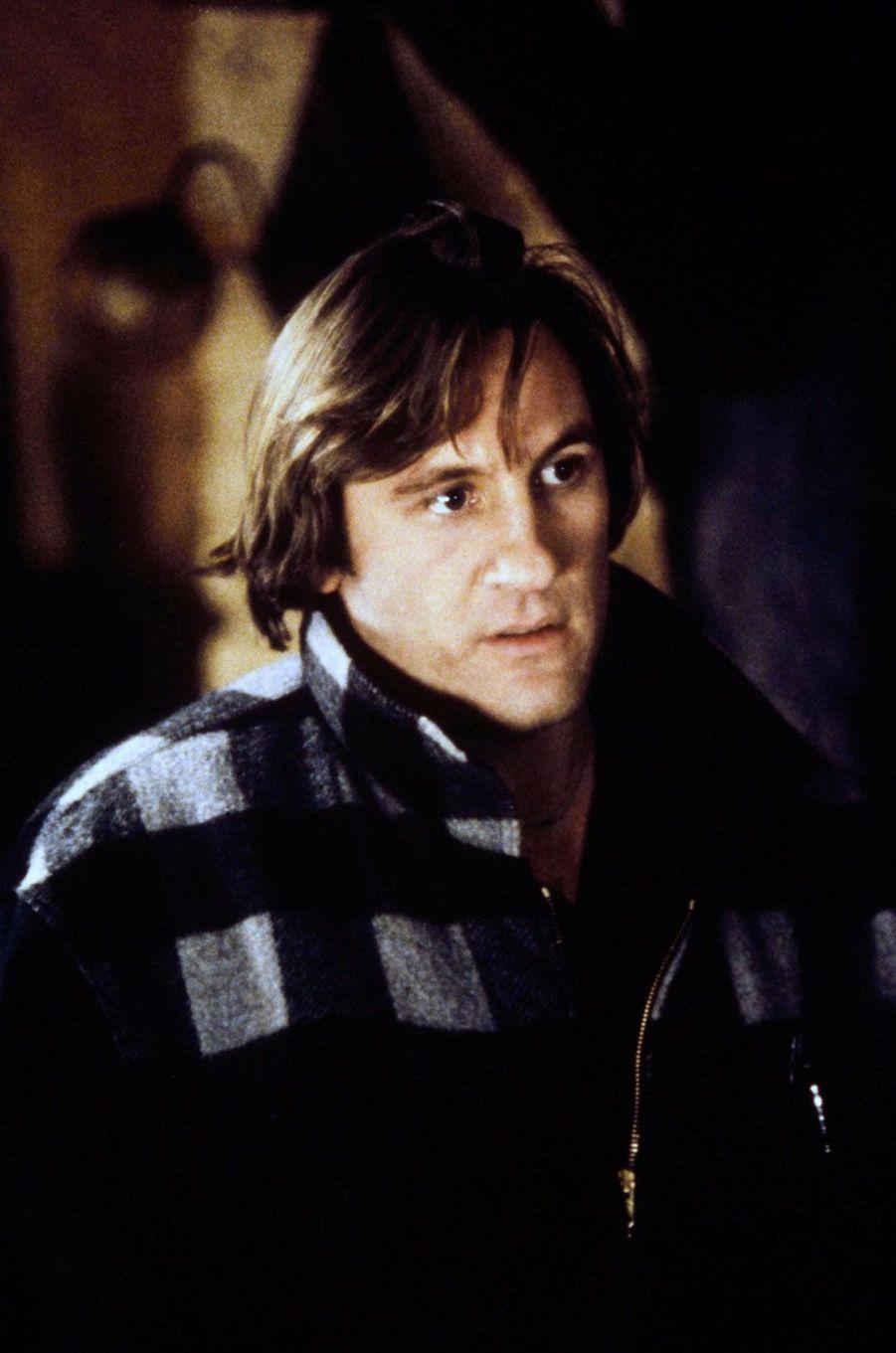 Gérard Depardieu en 1985