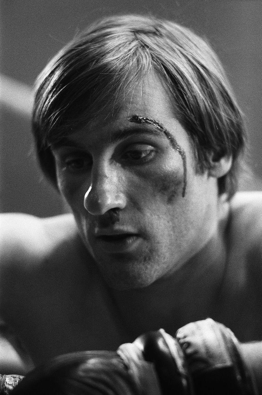 """Gérard Depardieu en 1974 pour le film """"Vincent, François, Paul et les autres"""""""