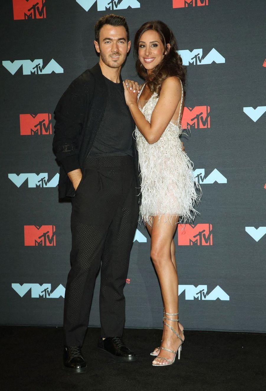 Kevin et Daniella Jonas