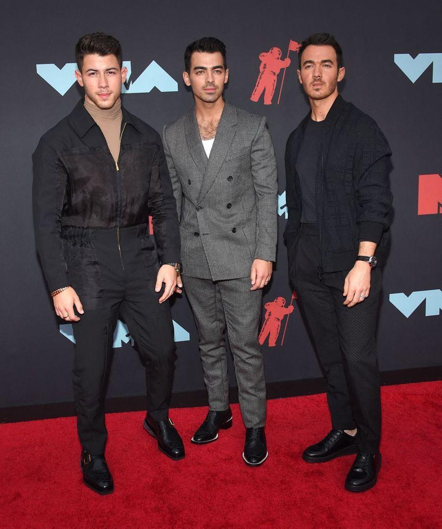 Nick, Joe et Kevin Jonas