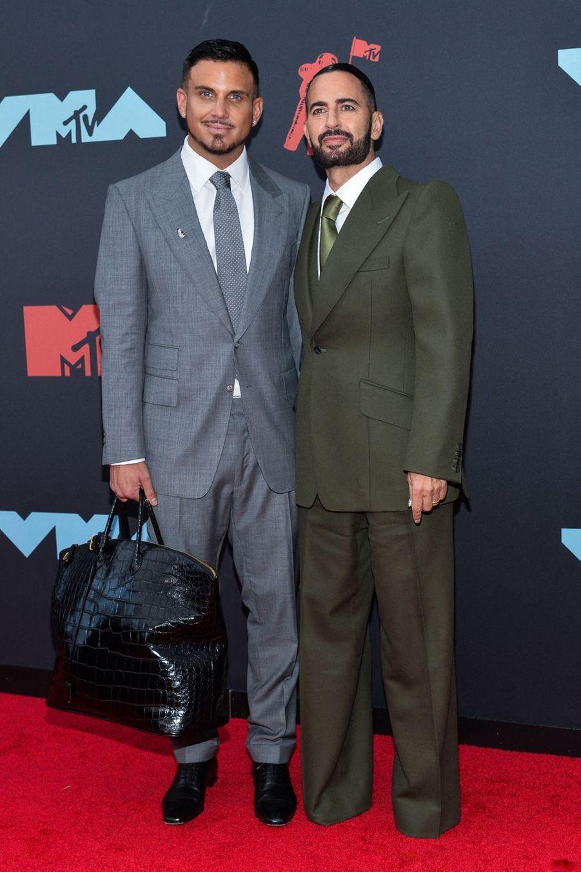 Charly Defrancesco et Marc Jacobs