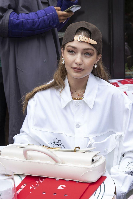 Gigi Hadid à Paris, le 20 juin 2019