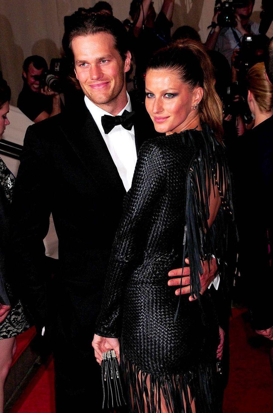 Gisele Bündchen et Tom Brady
