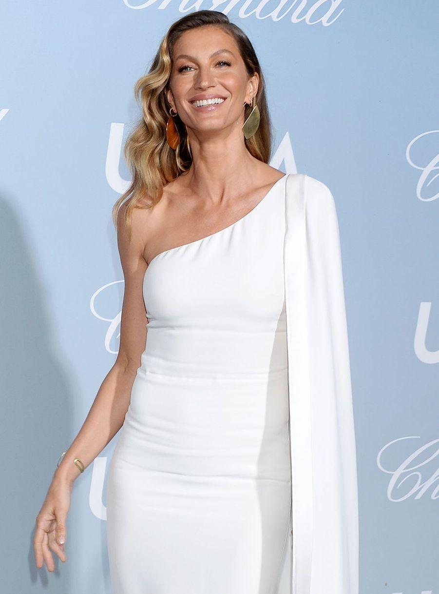 Gisele Bündchen à la soirée UCLA à Los Angeles, le 21 février 2019