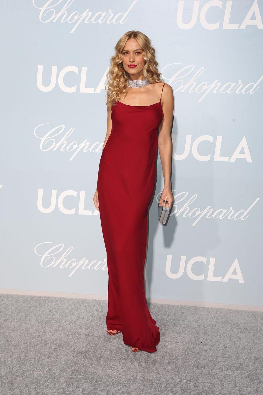 Petra Nemcovaà la soirée UCLA à Los Angeles, le 21 février 2019