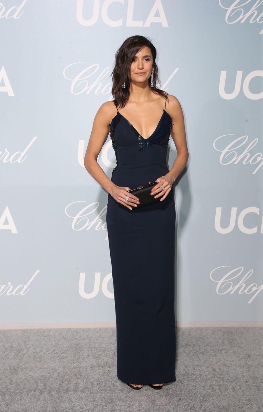 Nina Dobrevà la soirée UCLA à Los Angeles, le 21 février 2019