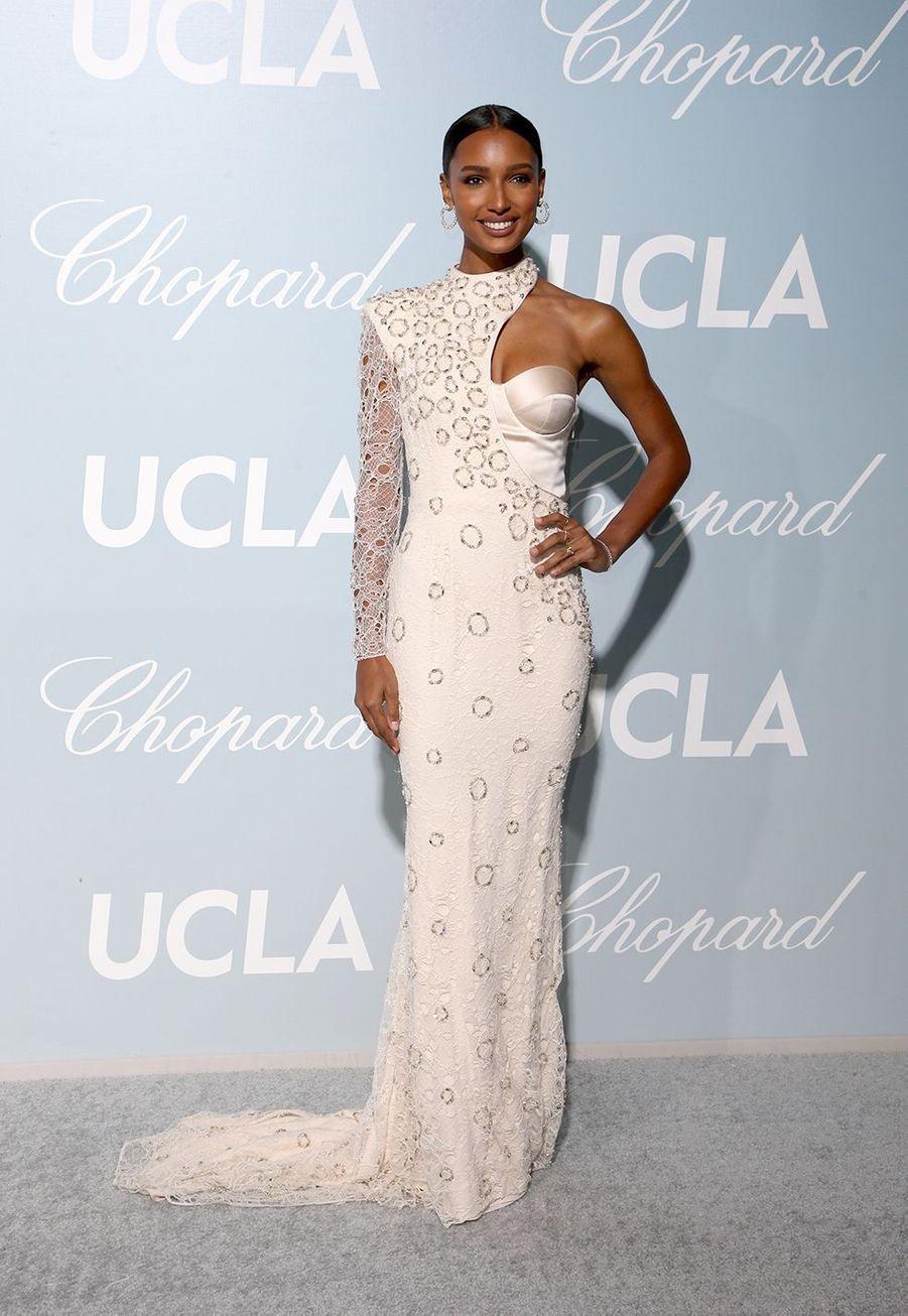 Jasmine Tookesà la soirée UCLA à Los Angeles, le 21 février 2019