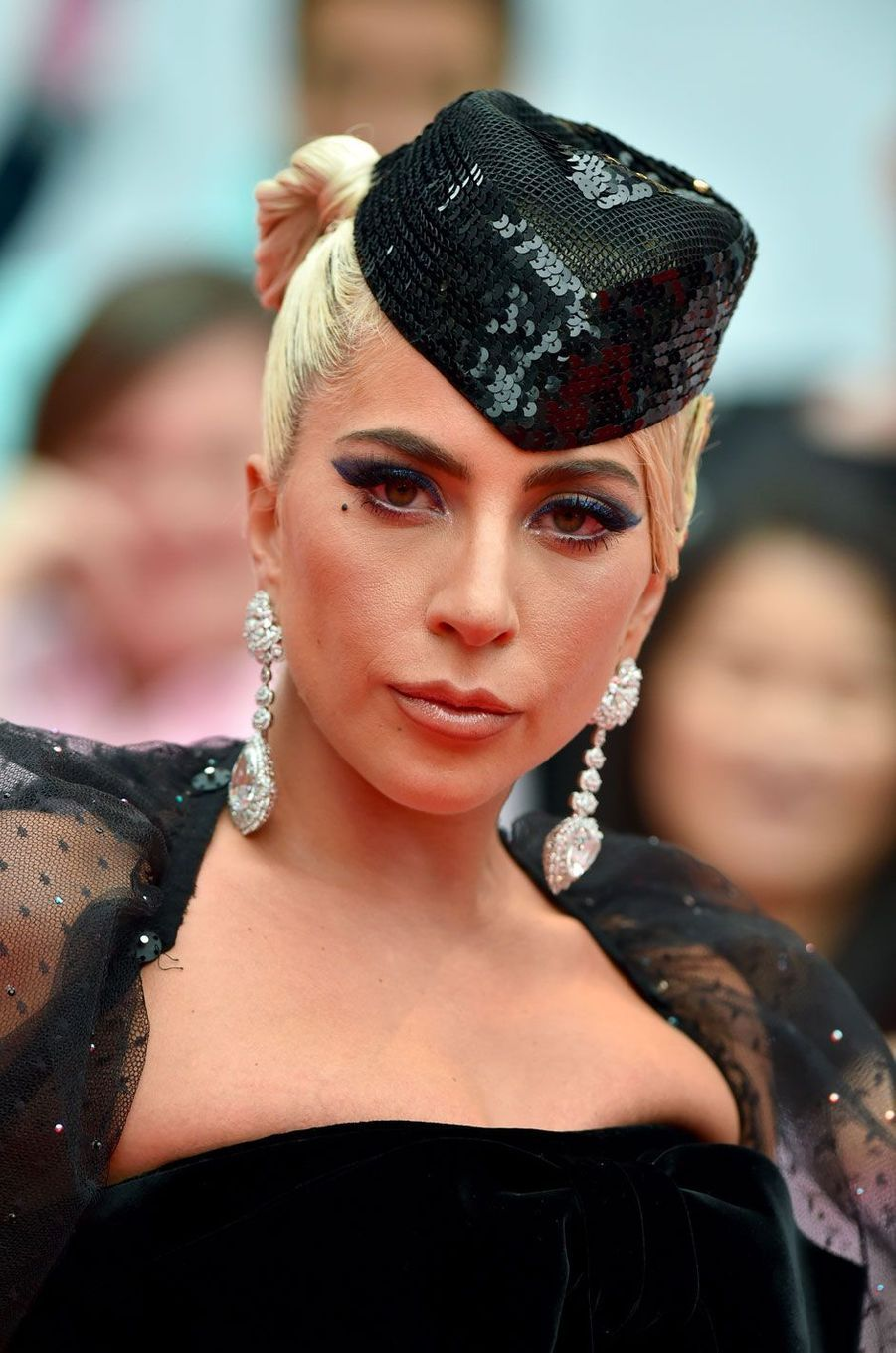 Lady Gaga au Festival International du film de Toronto, le 9 septembre 2018
