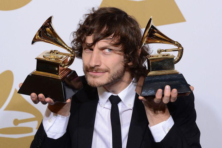 """En 2013, Gotye remportait trois Grammy, dont celui de la chanson de l'année pour son tube """"Somebody That I Used To Know""""."""