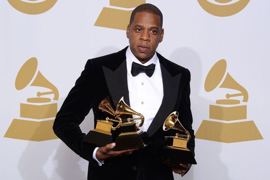 """La même année, Jay-Z raflait aussi deux prix dont celui de la meilleure collaboration rap pour """"No Church In The Wild""""."""